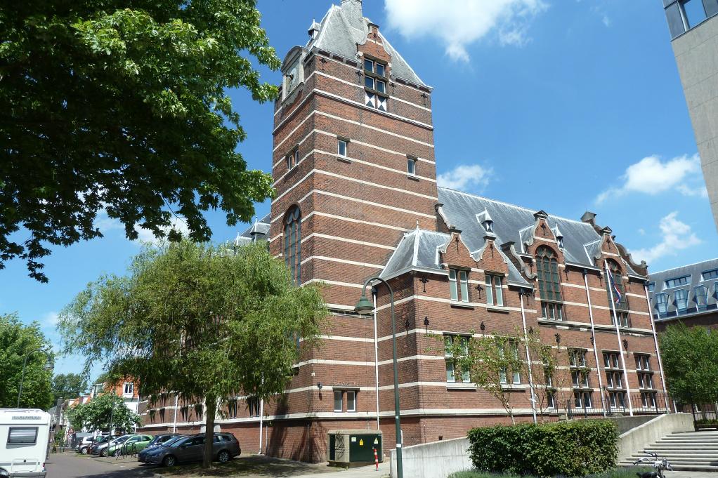 Oude TU-bibliotheek, Delft