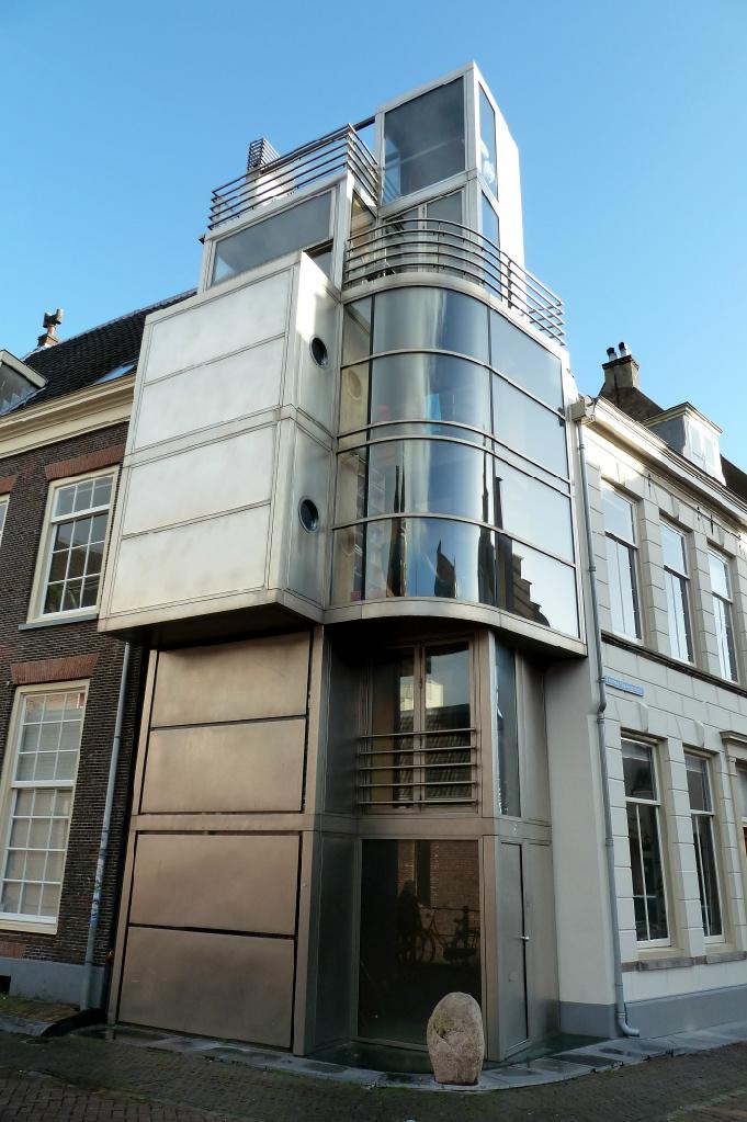 Huisje van Sluijmer, Utrecht