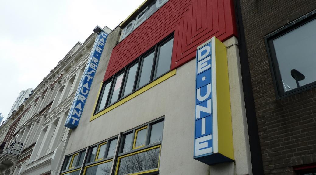 Beroemd Café De Unie - Erfgoedbekeken.nl #JK19