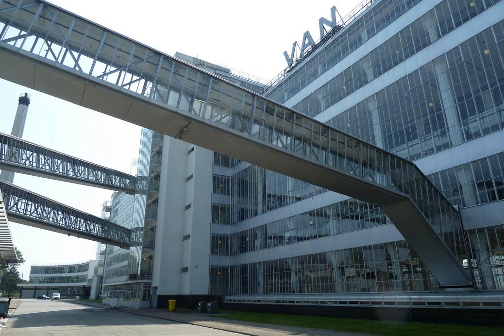 Transportbruggen Van Nellefabriek
