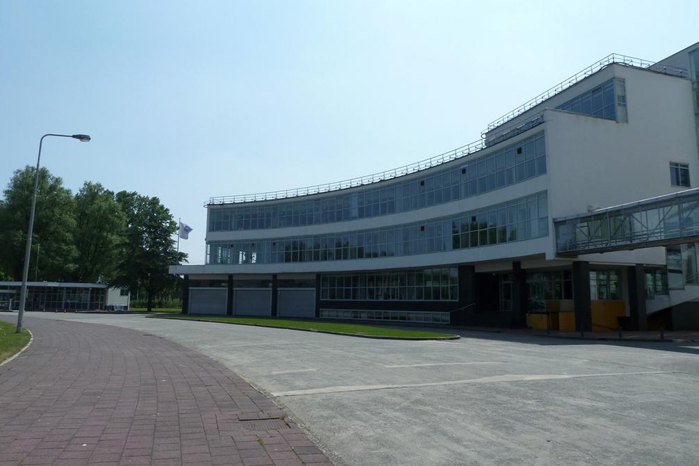 Kantoor Van Nellefabriek